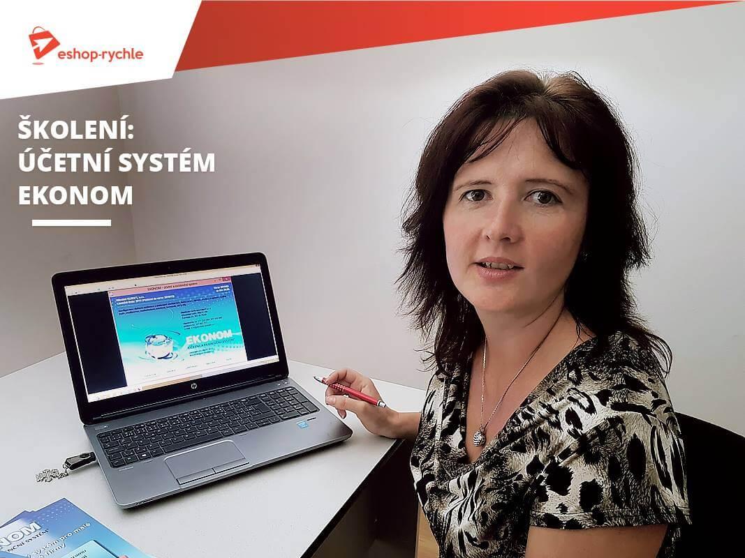 Školení: Účetní systém EKONOM a jeho napojení na e-shop
