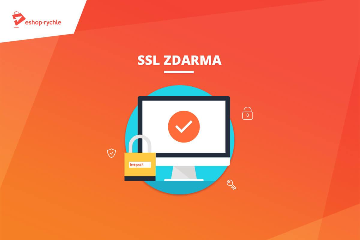 SSL certifikát na Eshop-rychle ZDARMA!