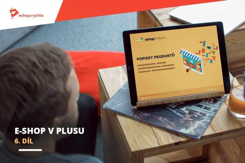 E-shop v plusu - 6. díl