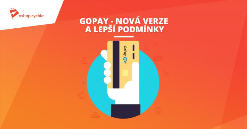 Nová verze platební brány GoPay