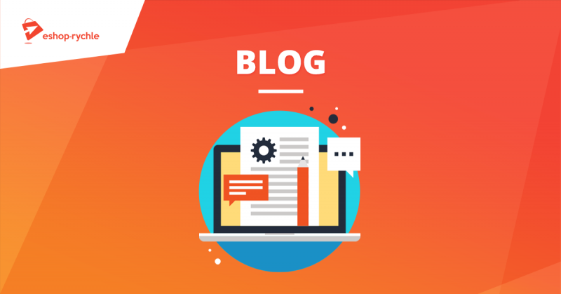 Blog e-shopu na Eshop-rychle