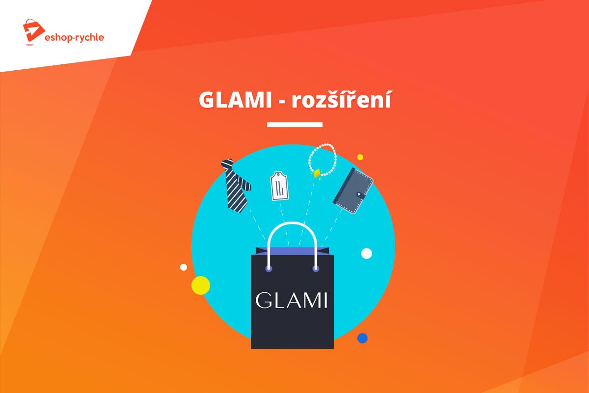 Rozšíření funkčnosti GLAMI – Nově i pro SK uživatele!