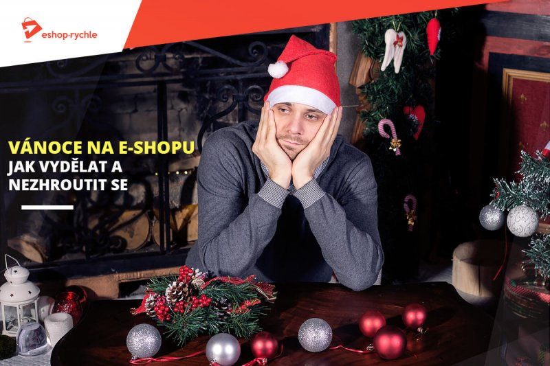 Vánoce na e-shopu