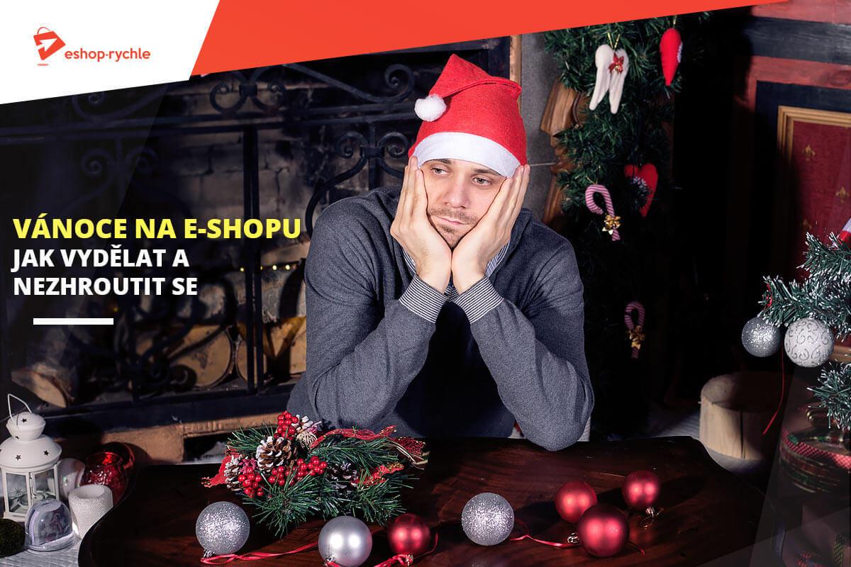 Šťastné a veselé Vánoce pro Váš e-shop: Jak vydělat a nezhroutit se