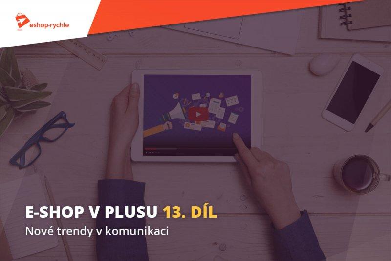 E-shop v plusu - 13. díl