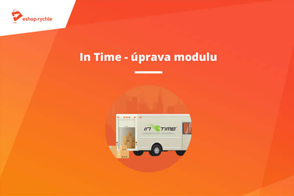 In Time – Nové možnosti nastavení dopravy bez nutnosti dotovat zásilku
