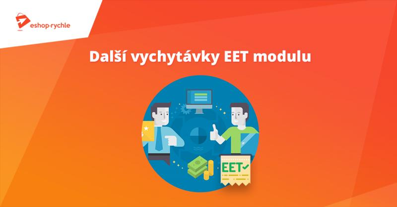 Další vylepšení EET od Eshop-rychle