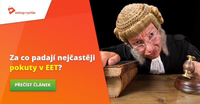 Finan�ní správa ČR rozdává pokuty za EET