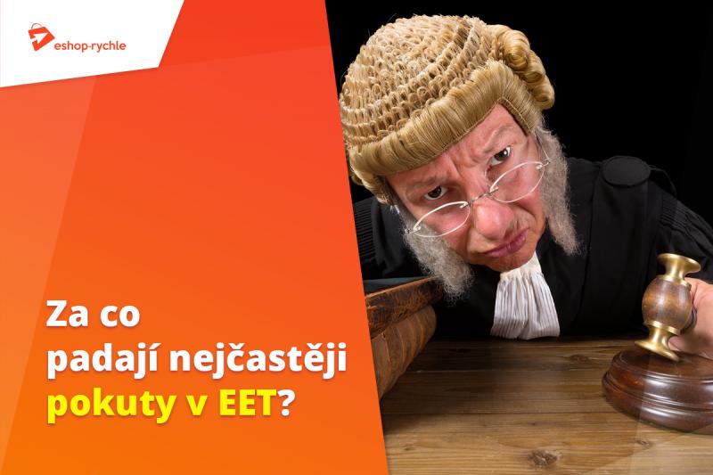 Finanční správa ČR rozdává pokuty za EET