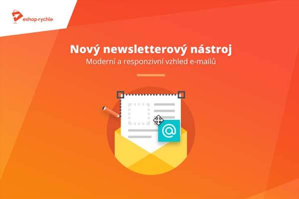 Představujeme nový newsletterový modul