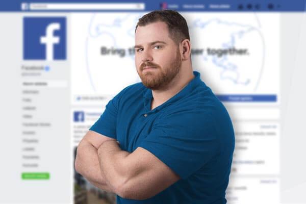 Reklama na Facebooku. Jak na fenomén sexpertem Honzou Bartošem