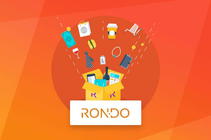 Motivujte uživatele k nákupům odměňovacím programem Rondo!
