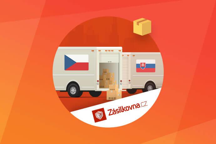 Zásilkovna – samostatný modul pro ČR a Slovensko