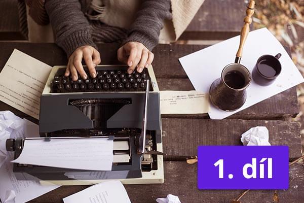 Copywriting pro e-shop 1: Základní stránky, bez kterých se neobejdete
