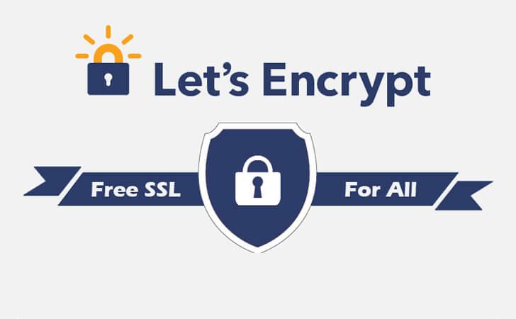 SSL certifikát Lets Encrypt