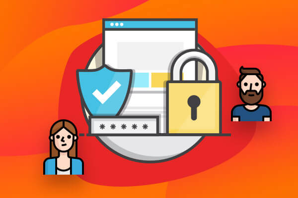 Přepracování uživatelské registrace – 1. porce GDPR úprav