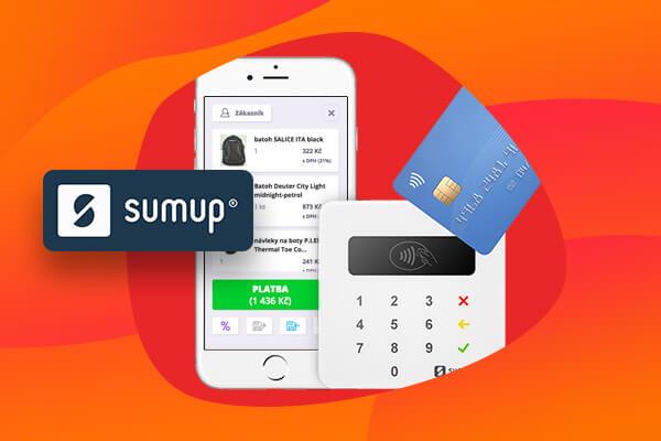 Připojení pokladny Eshop-rychle na platební terminál