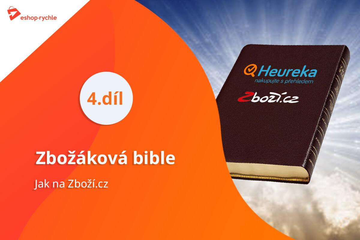 64121246800 Zbožáková bible - 4. díl  Jak na Zboží.cz