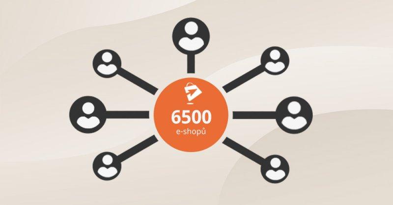 Eshop rychle provozuje 6500-eshopu