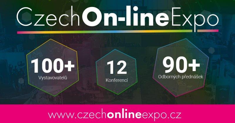 Czech Online Expo banner