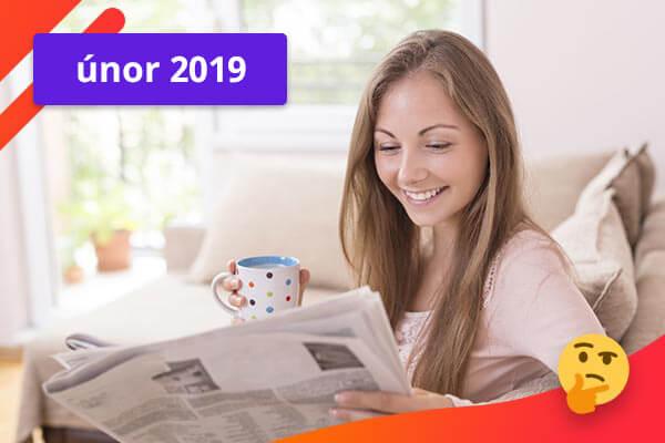 Novinky z e-commerce – únor 2019