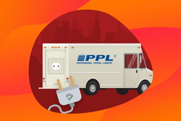 Napojte se na dopravce PPL – automaticky a napřímo!