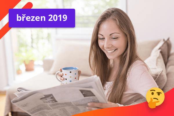 Novinky z e-commerce – březen 2019