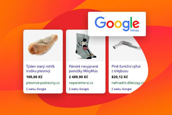 Google nákupy konečně na Slovensku