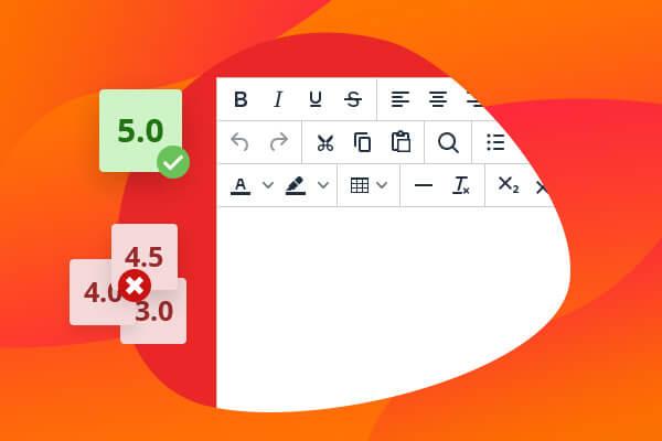 Textový editor Tiny MCE v novém moderním kabátě