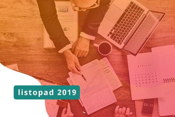 Novinky ve vývoji eshop-rychle listopad 2019