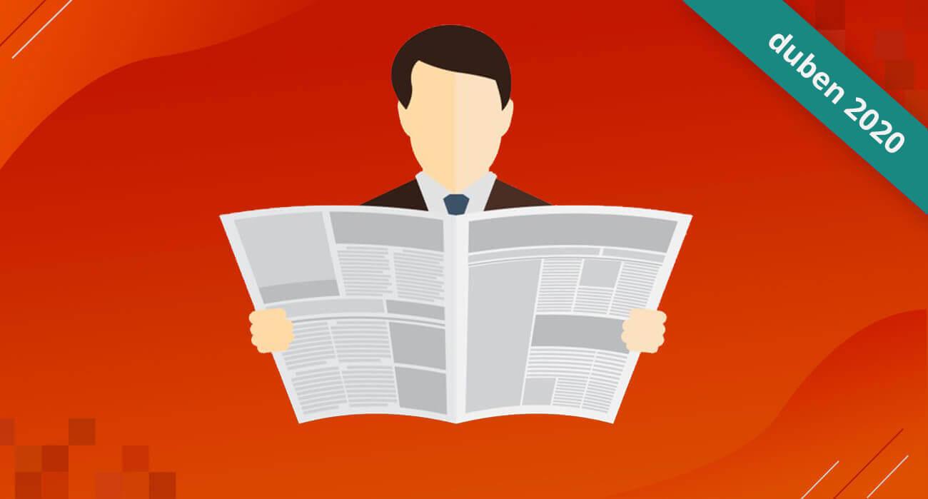 čtenář novinky z e-commerce duben-2020