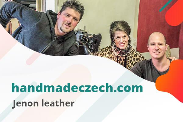 Z korporátu k ševcovskému kopytu: Jenon leather – handmadeczech.com | Příběhy úspěšných e-shopařů
