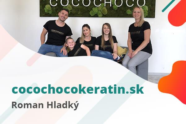 Příběhy úspěšných e-shopařů: Roman Hladký, Cocochocokeratin.sk